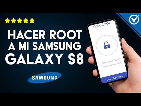 Cómo Rootear o Hacer Root al Samsung Galaxy S8, S8 Plus SM-G955F, S8 SM-G950F con o sin PC