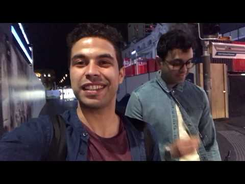 Travel Vlog: One night in Auckland, New Zealand