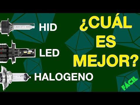 ¿LED O HID? Explicado FÁCIL