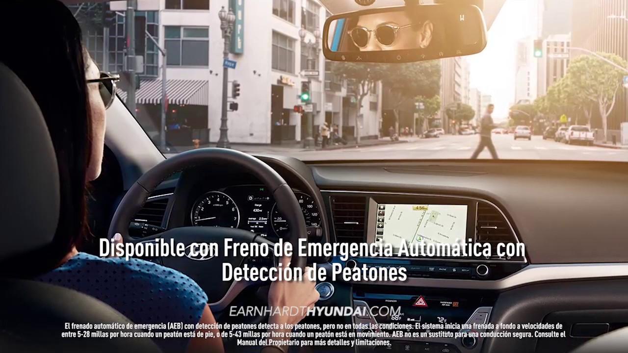 2017 Elantra Overview Spanish 15 sec Earnhardt Hyundai Avondale AZ