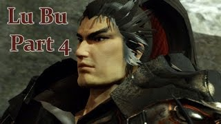 Dynasty Warriors 8: Xtreme Legends Complete Edition - Lu Bu Walkthrough Part 4 {PS4, Full 1080p HD}