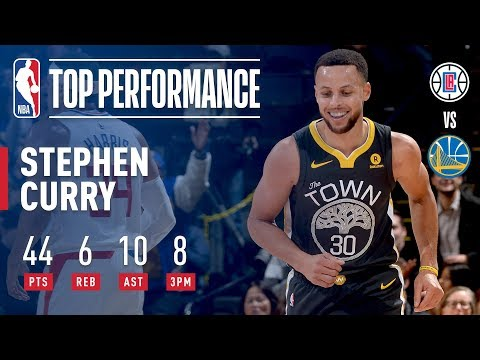 Stephen Curry DOMINATES in 1st Game After the All-Star Break | February 22, 2018