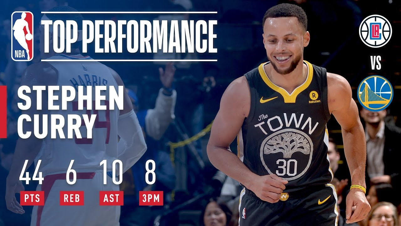 d919a1a2aec4 Stephen Curry DOMINATES in 1st Game After the All-Star Break ...