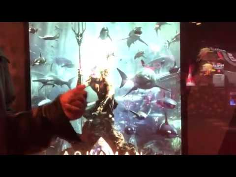 Aquaman: Jason Momoa Movie Review At Cinemark 17 Fayetteville GA
