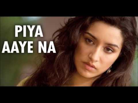 Aashique 2 - Piya Aaye Na (Mashup) - DJ N BEATZ  Full Track