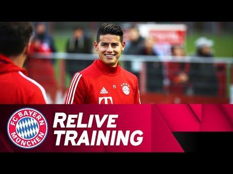 ReLive   FC Bayern Training at Säbener Straße