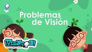 """Breves: """"Principales problemas de la vista"""""""