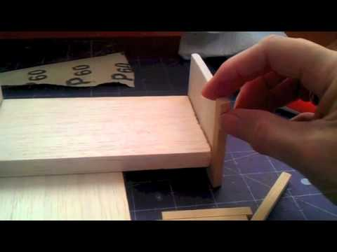 18 Inch Doll Chair Diy Desk In Store How To Make A Popsicle Stick Bunk Bed | Save Money And Do It Yourself!