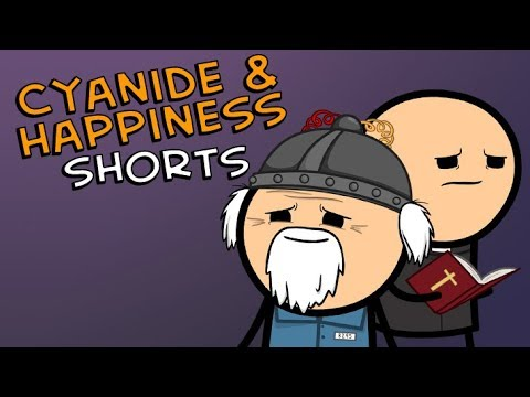 Last Meal - Cyanide & Happiness Shorts