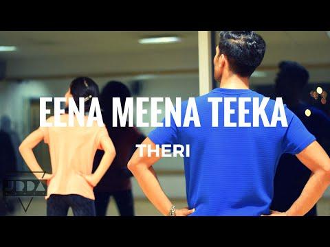 Eena Meena Teeka | THERI Baby | Dance | GV...
