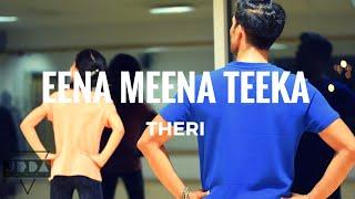 Eena Meena Teeka | THERI Baby | Dance | GV Prakash | @JeyaRaveendran choreography ft 9 y/o Twinkle
