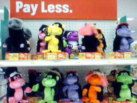 Stuffed Animals Dancing and Singing