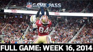 An Epic Comeback by the Bay! Chargers vs. 49ers Week 16, 2014 Full Game