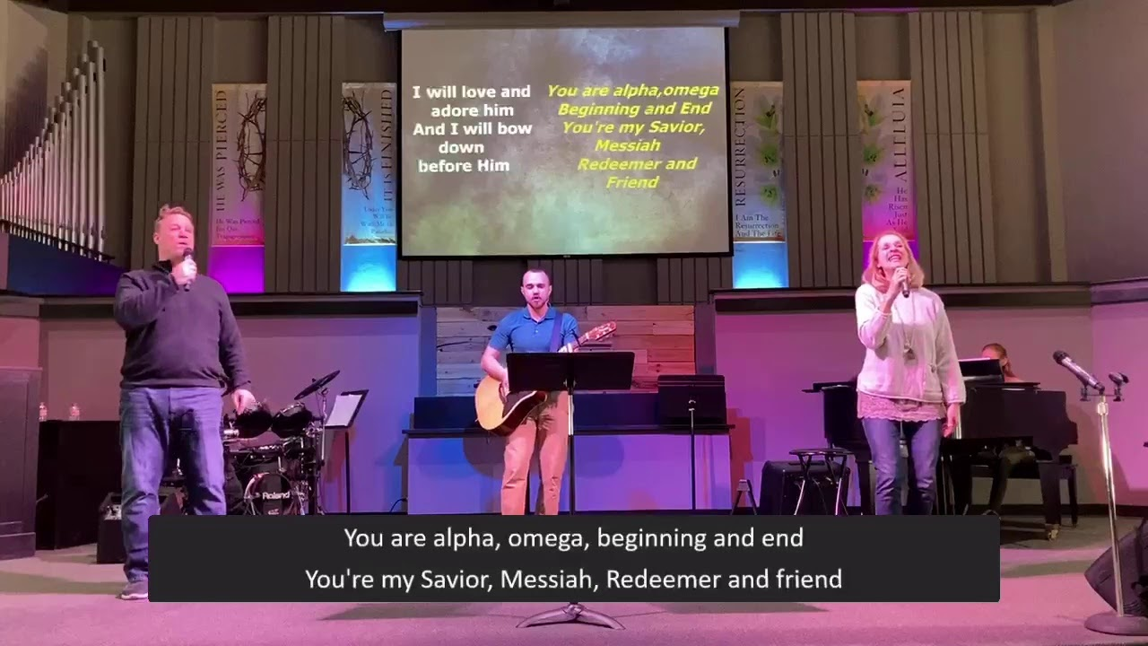 Bridge Point Church Live