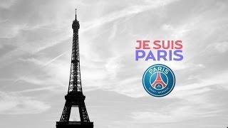 Месси, Шарапова, Роналду в клипе «ПСЖ»-Je suis Paris