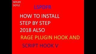 How to fix ragepluginhook crash,lspdfr crash,plugin crash