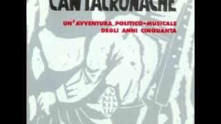 Glauco Mori - Il Padrone del Mondo - Cantacronache - un