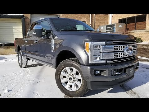 2018 Ford F-250 Super Duty: The Most Powerful Truck You Can Get