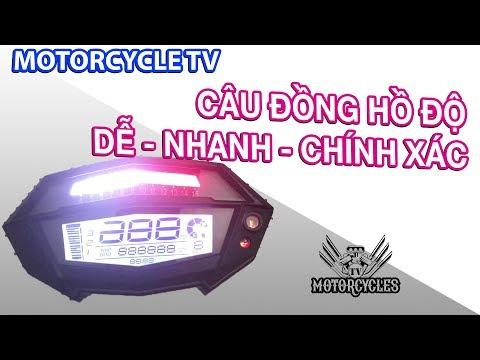 Video 115: Dạy Sửa Xe Hướng Dẫn Cách Câu Đồng Hồ Điện Tử Đồ Chơi Dễ Hiểu Nhất   MotorcyclesTV