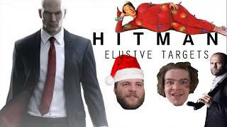 SANTA GOES TO BANGCOCK! - Hiтman Elusive Targets Gameplay