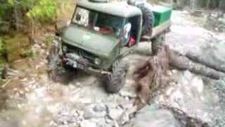 Unimog - Hut Lake adventure!