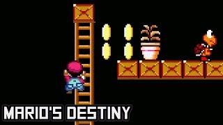 Mario's Destiny (Beta) • Super Mario World ROM Hack