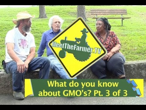 What Do You Know About GMOs? Part 3 Of 3