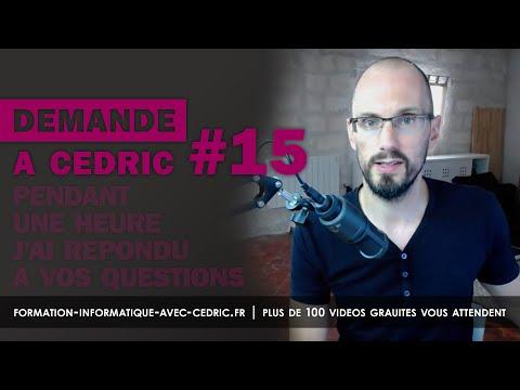 """""""demande-a-cedric""""-#015"""