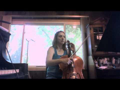 Sahara Crossing-Cello