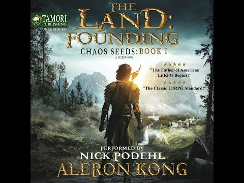Sample Chapters of Book 1 narrated by Nick Podehl!