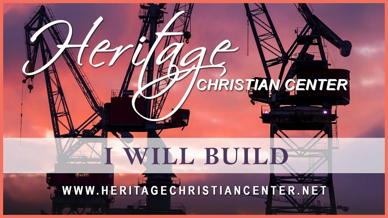I Will Build
