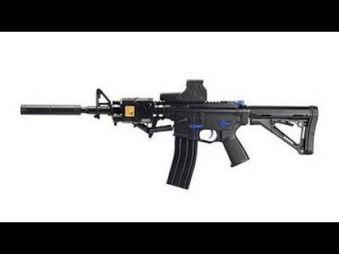 M4 Terminator V2 Gel Blaster Review - Renegade Blasters - Next Gen Toy Guns
