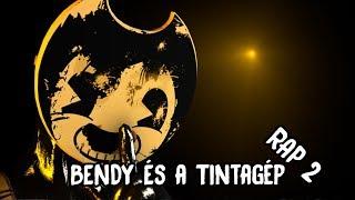 BENDY AND THE INK MACHINE RAP 2 by Ecsedi Richard (Music Video)