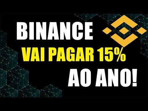 Analise Técnica Bitcoin 27/08-19 - Binance Vai Pagar 15% Ao Ano!