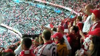 Champions League Finale - FC Bayern München vs. Chelsea London - Stern des Südens