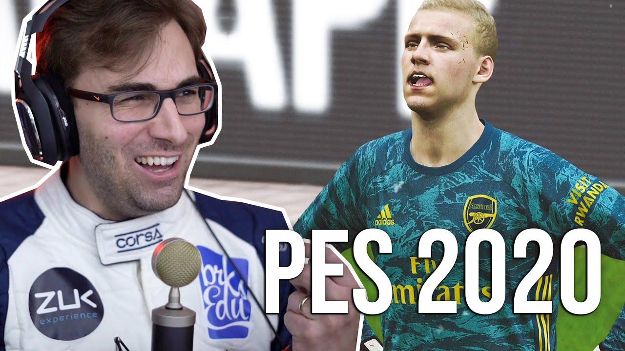 BRKSEDU - eFootball PES 2020 | Fazia MUITO Tempo Que Não Jogava!!! - PC Gameplay