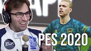 eFootball PES 2020 | Fazia MUITO Tempo Que Não Jogava!!! - PC Gameplay
