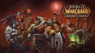 World of Warcraft Warlords of Draenor. Русский трейлер