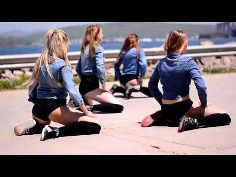 Twerk booty dance choreography by Kate Gladkova CCT Forma