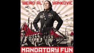 Weird al Yankovic   Inactive Mandatory Fun