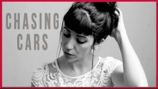 Snow Patrol - Chasing Cars - Bely Basarte cover
