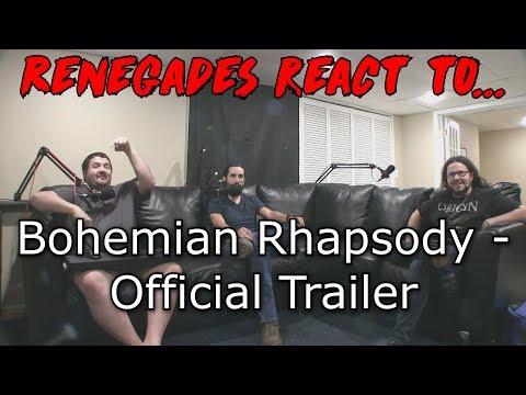 Renegades React to Bohemian Rhapsody   Trailer