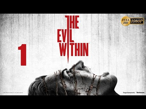 The Evil Within Gameplay Español Parte 1 Walkthrough Capitulo 1 (PC PS4 XboxOne PS3 Xbox360)