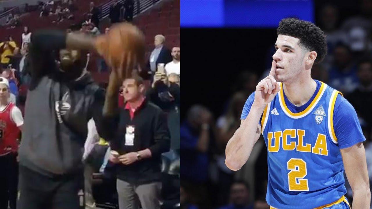 Lonzo Ball RESPONDS to LeBron James Making Fun of His Shooting ...
