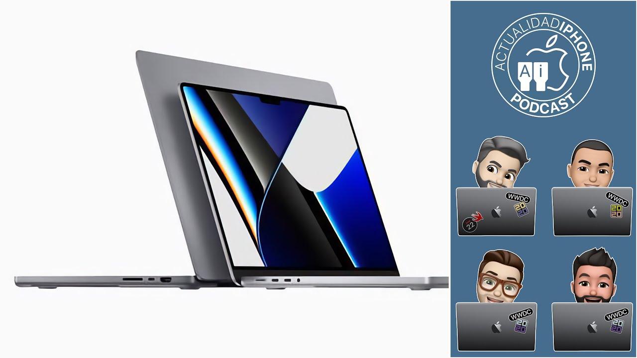 🔴 Podcast 13x08: Nuevos MacBook Pro, HomePod y AirPods