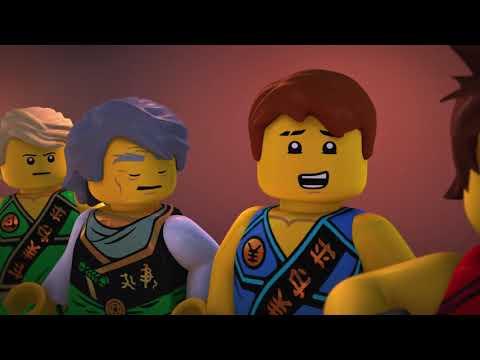 LEGO Ninjago Decoded Episode 6 - The Elemental Masters