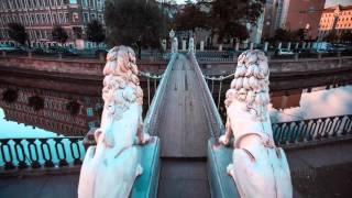 Съемка с воздуха с квадрокоптера в Петербурге