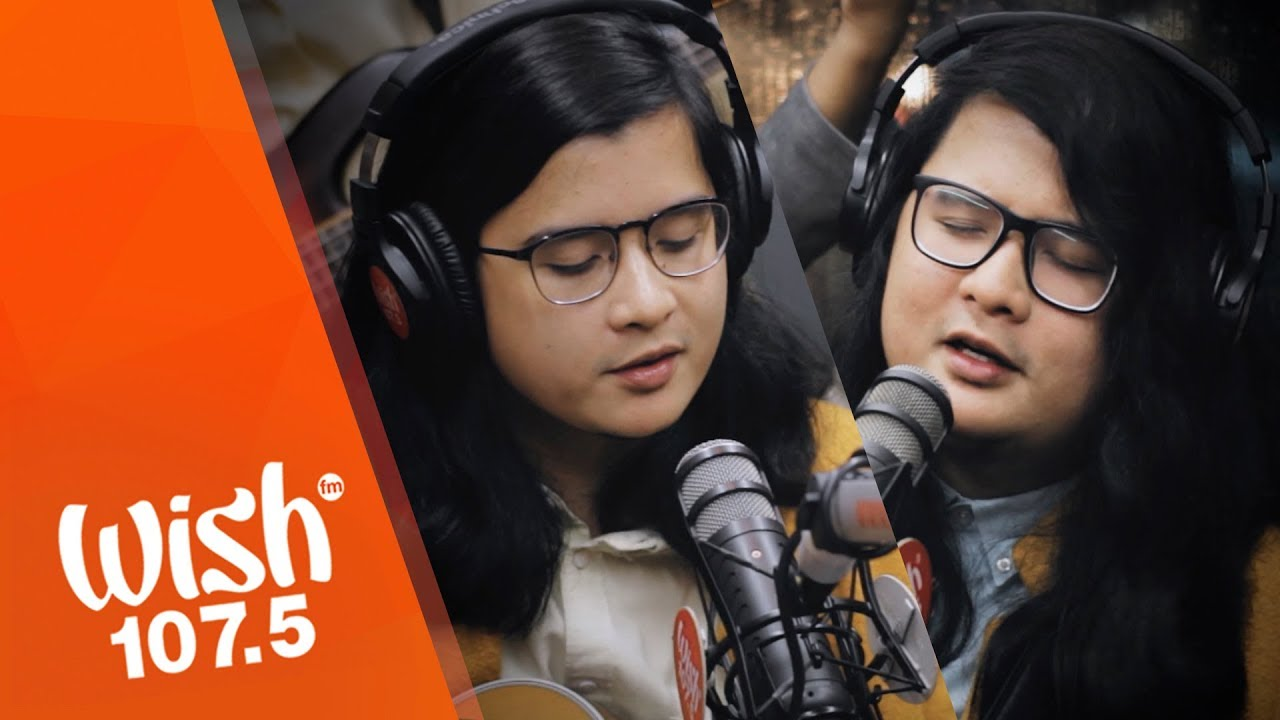 """Ben&Ben performs """"Maybe The Night"""" (Exes Baggage OST) LIVE on Wish 107.5 Bus #1"""