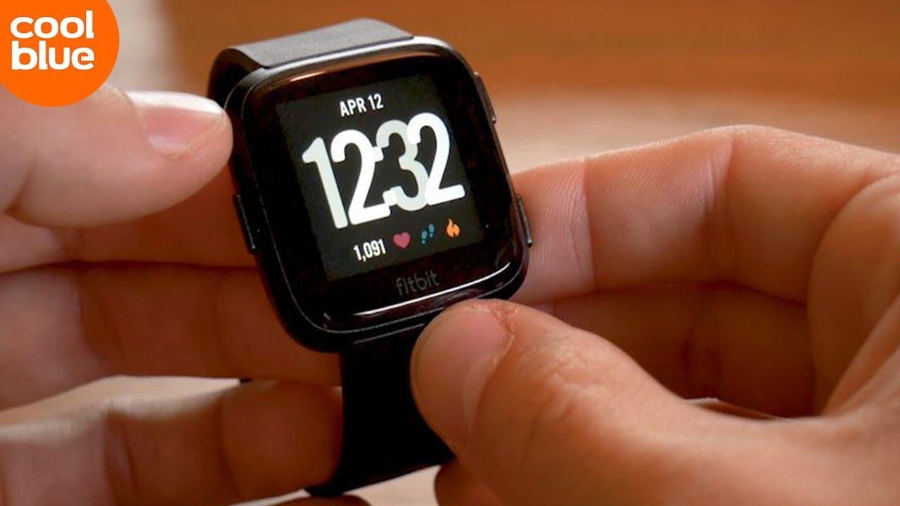 Fitbit Smartwatch Kopen In 2019   TOP 5 & Beste Aanbiedingen