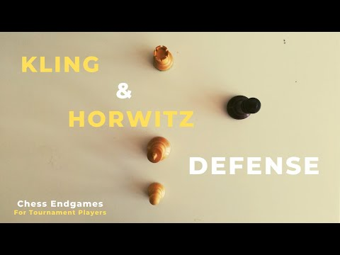Lucena Position – Rook and Pawn Endgames from YouTube · Duration:  12 minutes 34 seconds